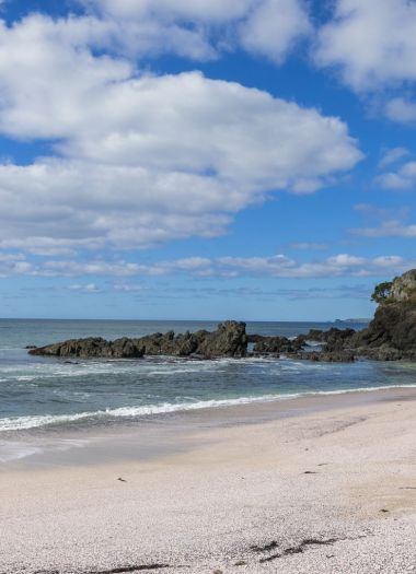 North Island Private Beaches | Robertson Lodges