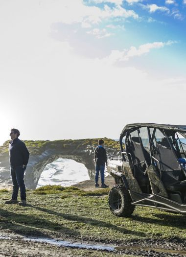 Luxury Can Am NZ Tours At Cape Kidnappers| Robertson Lodges