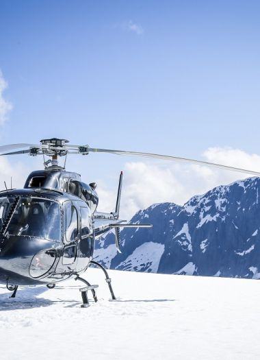 Queenstown Helicopter Rides | Robertson Lodges