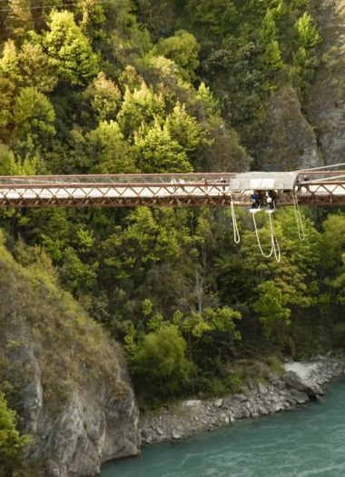 Bungy & Canyon Swing | Robertson Lodges